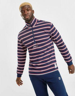 adidas Originals Sweat-shirt St. Peter 1/2 Zippé Homme