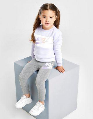 Nike Shine Sweatshirt/Leggings Set Baby