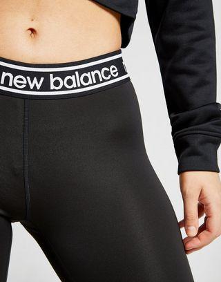 New Balance Logo Capri Tights
