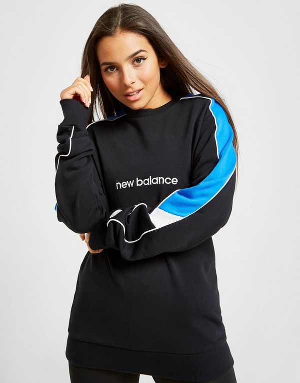 Capuche New FemmeJd Sweat À Colour Block Boyfriend Balance Sports UzMVSp