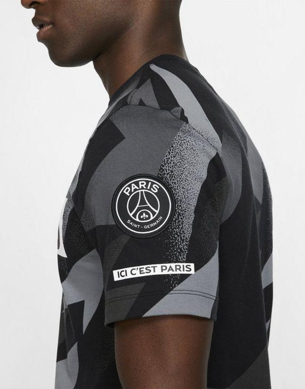 Jordan x Paris Saint Germain Jock T-Shirt Herren