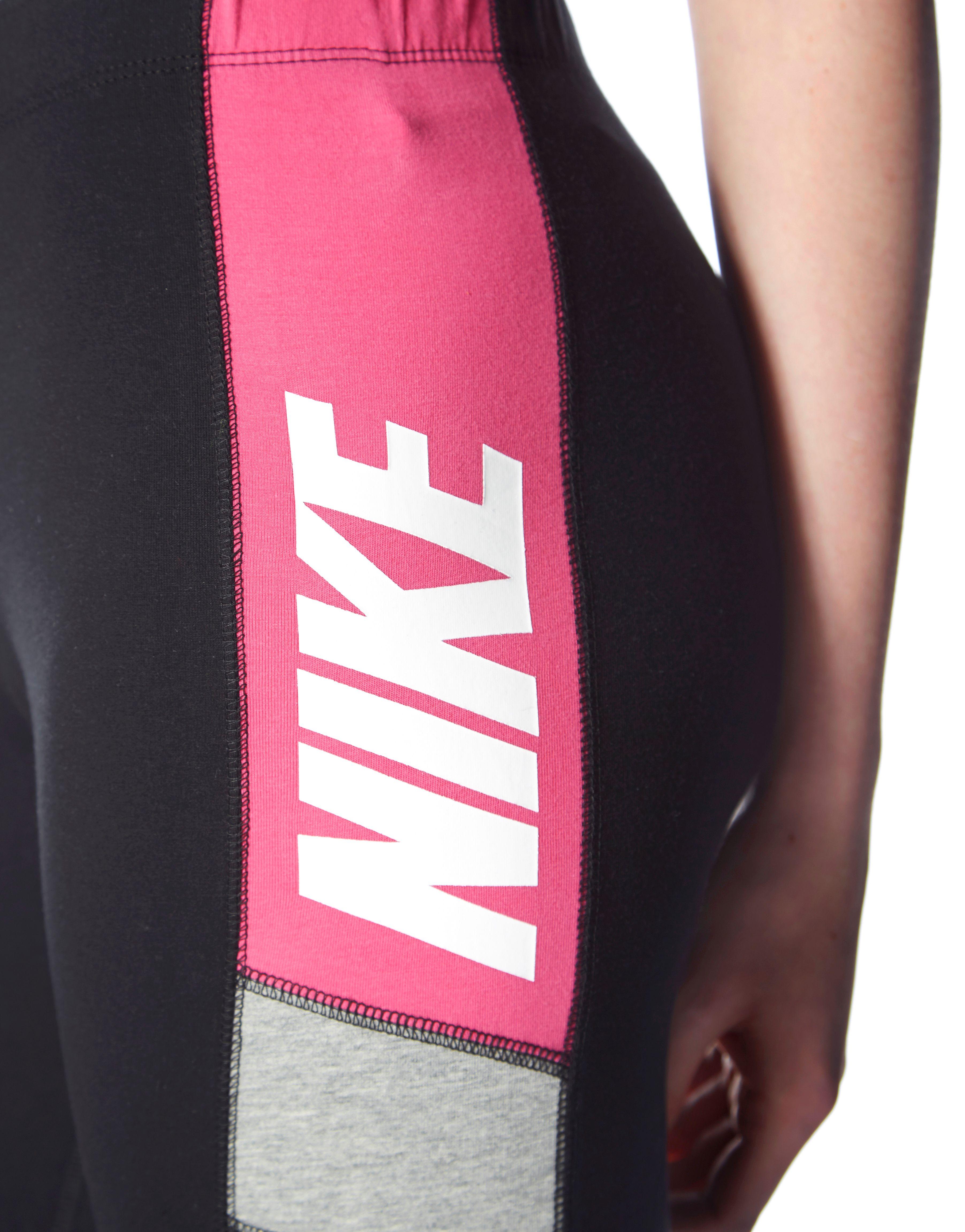 Nike Club Colour Block Leggings