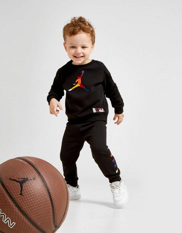 Jordan Hybrid Crew Tracksuit Baby's