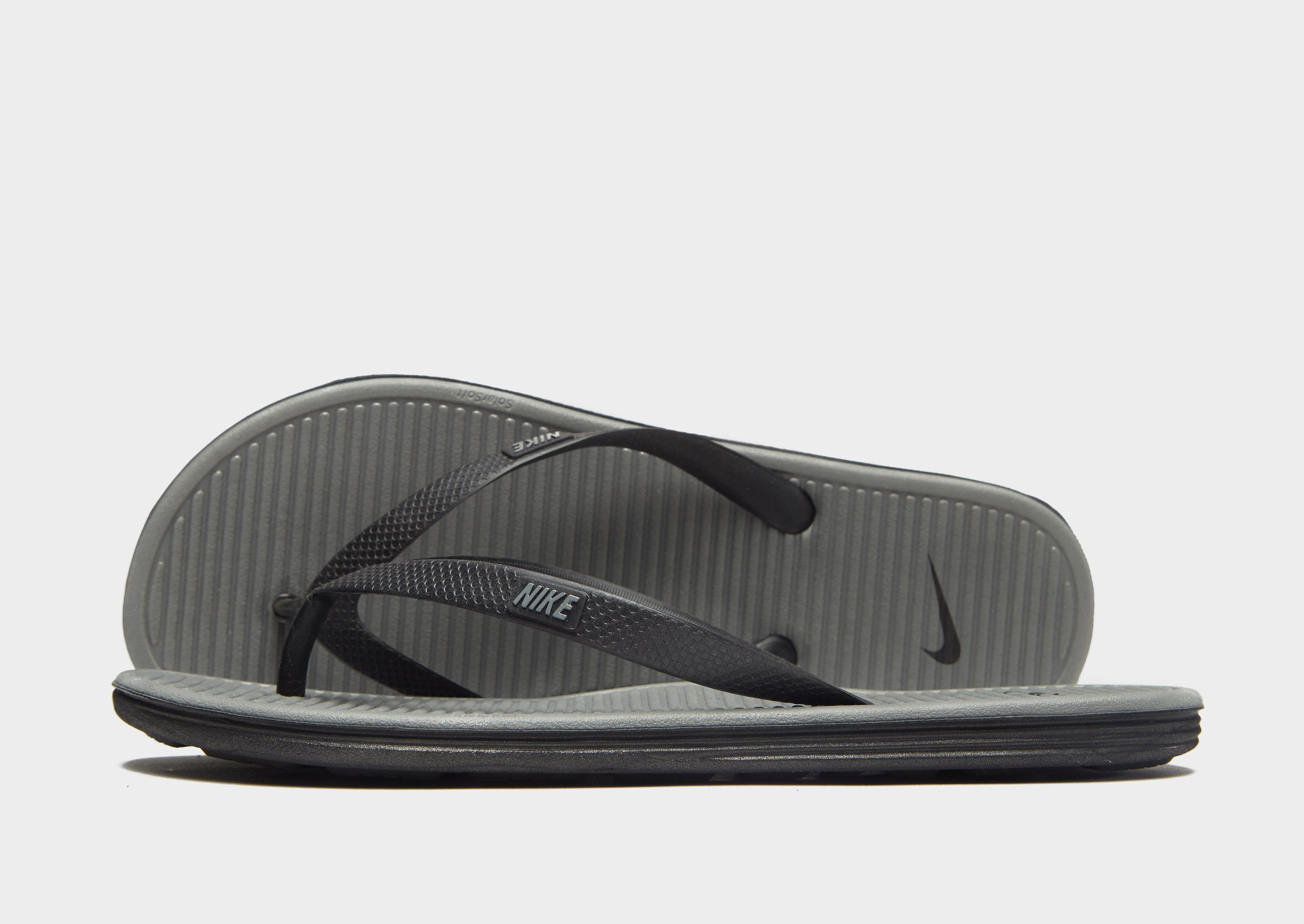 nike solarsoft ii flip flops jd sports. Black Bedroom Furniture Sets. Home Design Ideas