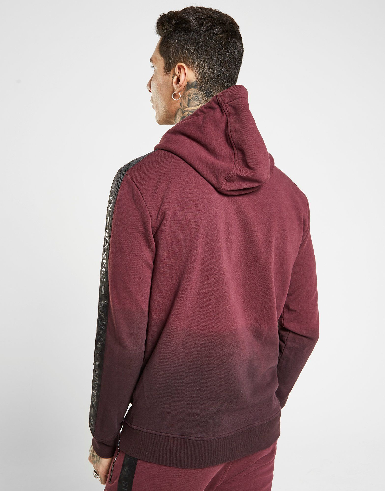 Supply & Demand Fade Tape Hoodie