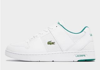 Lacoste Thrill Baskets chunky en cuir Blanc