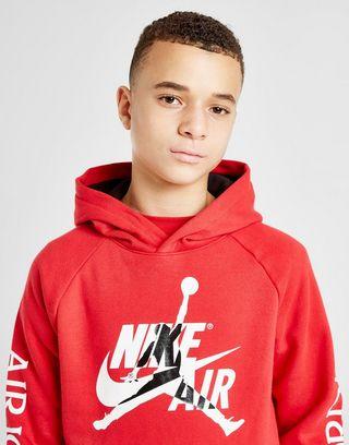 Jordan Air Jumpman Overhead Hoodie Junior