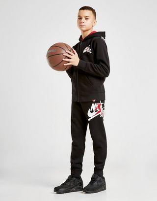 Jordan Air Jumpman Full Zip Hoodie Junior