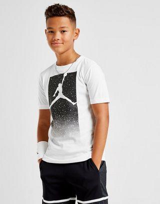 Jordan Box Speckle  T-Shirt Kinder