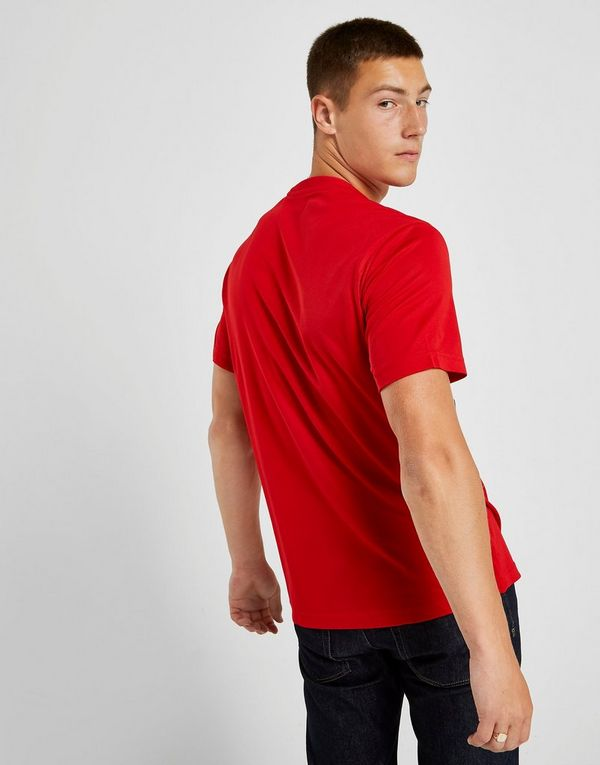 Lacoste Tape Band Short Sleeve T-Shirt