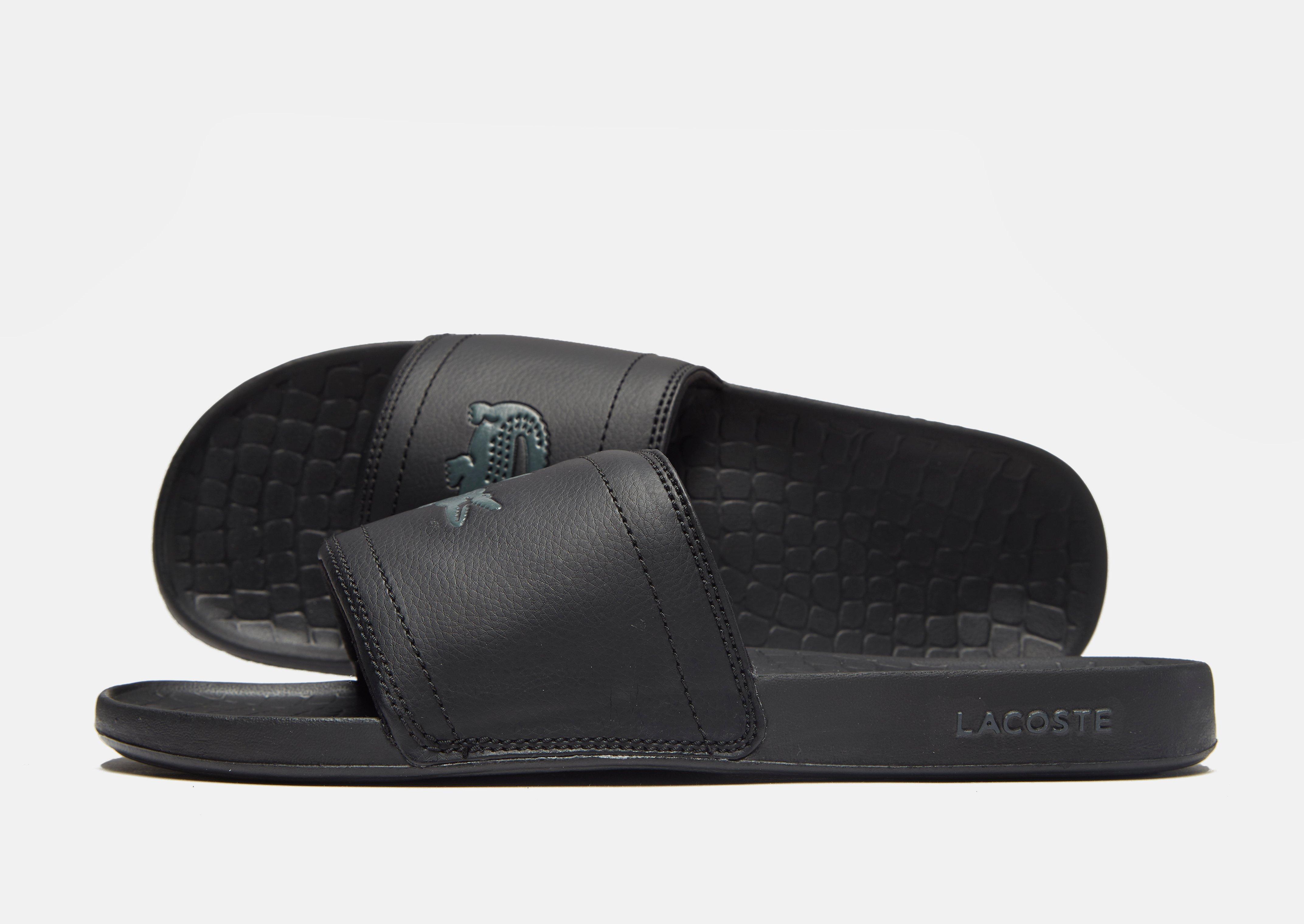 b7606dc0a Lacoste Fraisier Mens Slides Mens Footwear Shop Mens Footwear COLOUR ...
