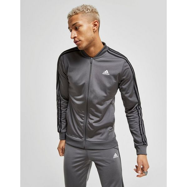 adidas 3-Stripes Poly Track Top Heren
