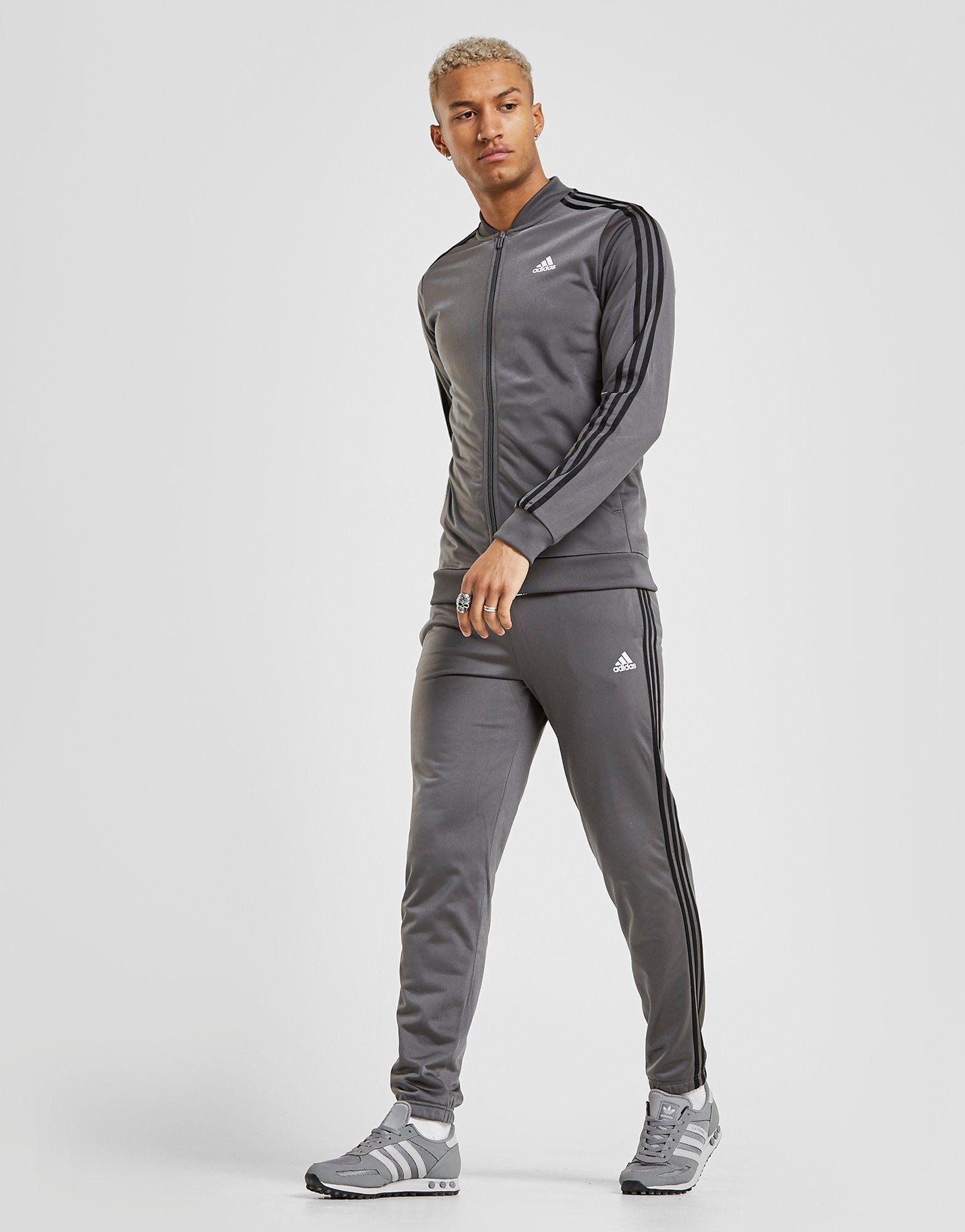 adidas 3-Stripes Poly Track Pants