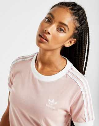 adidas Originals 3-Stripes California T-Shirt Damen