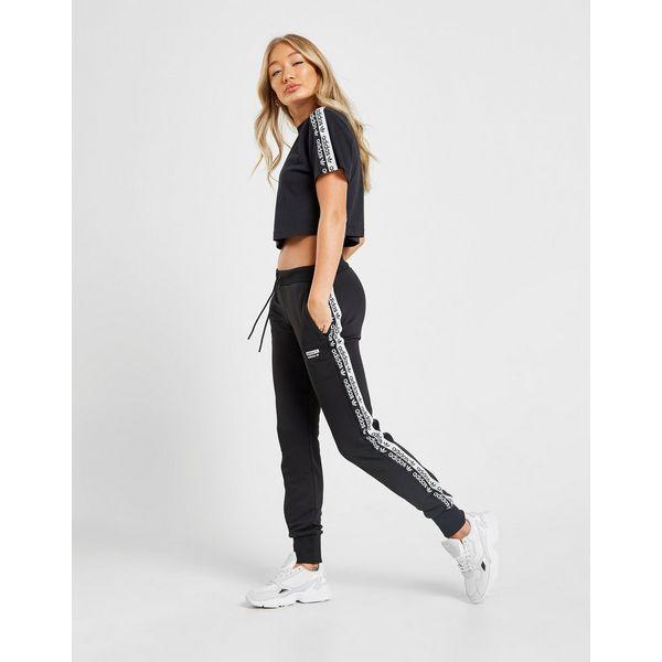 adidas Originals  Tape Poly Trainingsbroek Dames