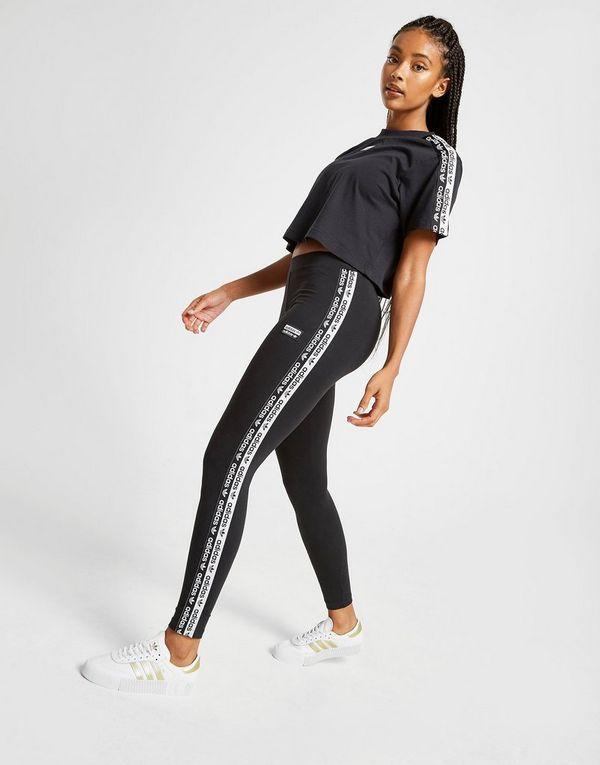 adidas Originals Tape Leggings Damen
