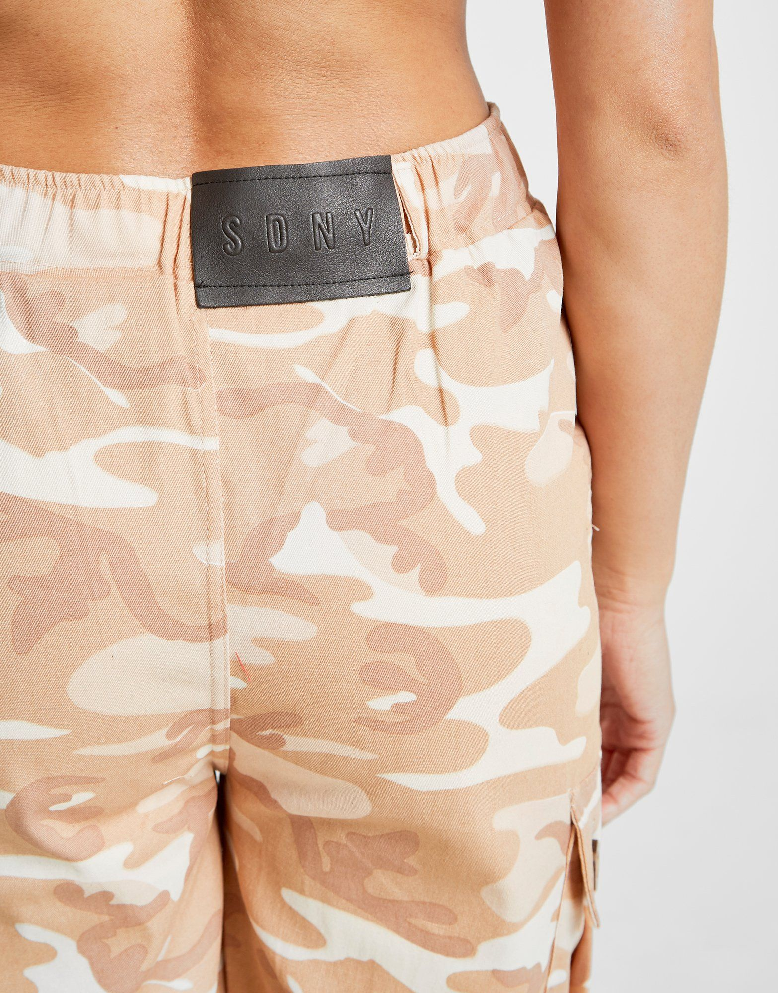 Supply & Demand Camo Cargo Pants