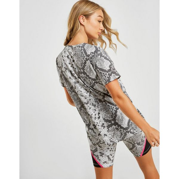PUMA All Over Print Snake T-Shirt Dames