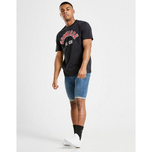Converse Large All Star T-Shirt Heren