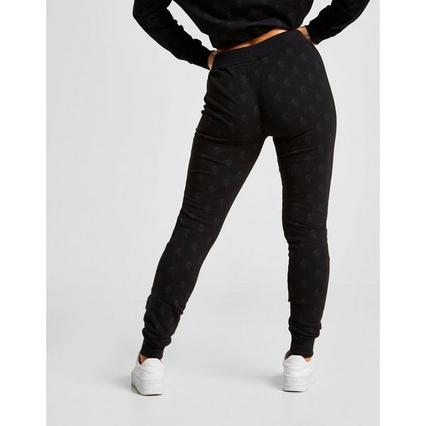Gym King All Over Print Joggingbroek Dames
