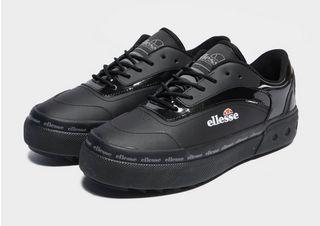 Ellesse Alzina noire femme Chaussures Baskets femme