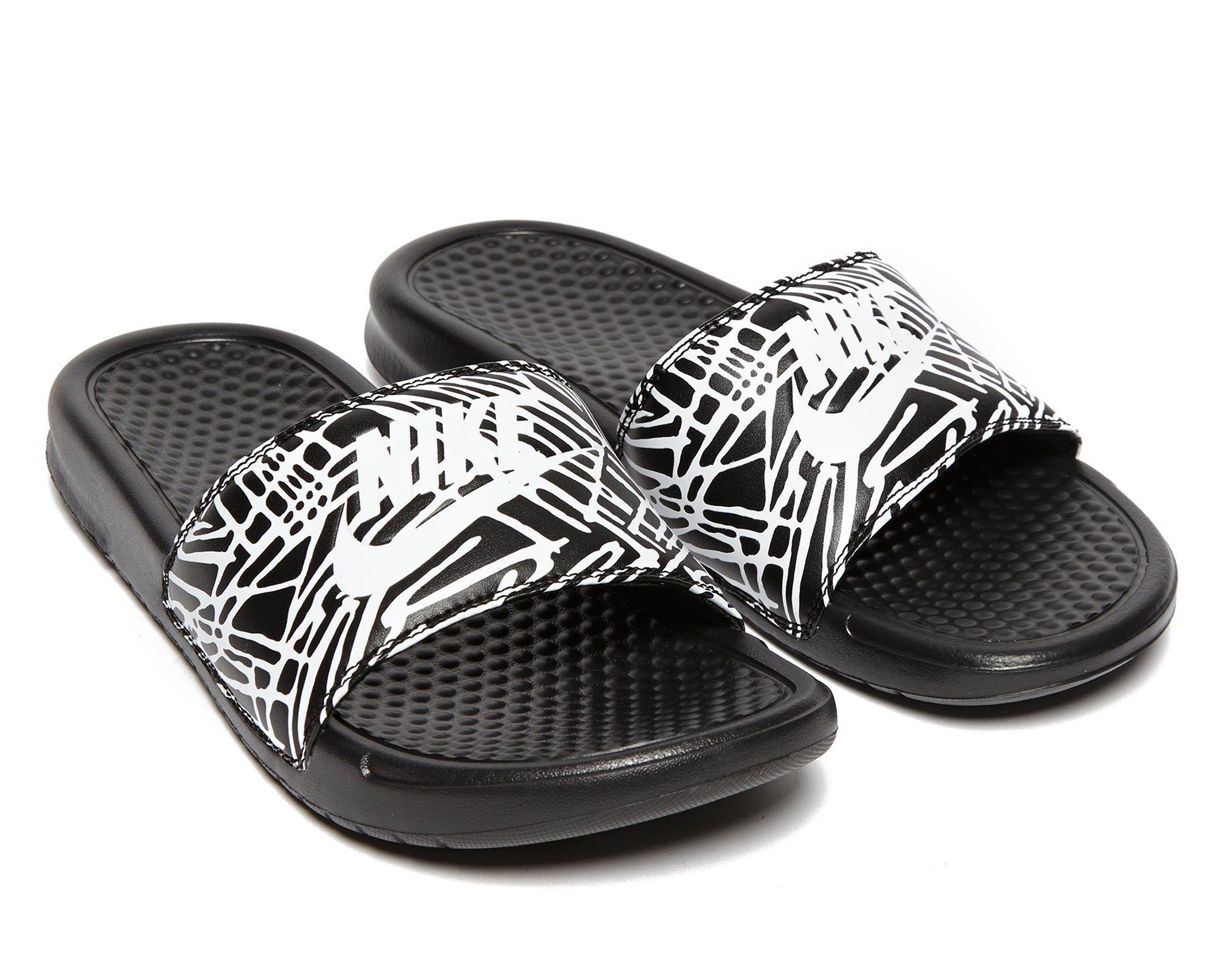 Glisse Nike Benassi - Noir 2X86ie