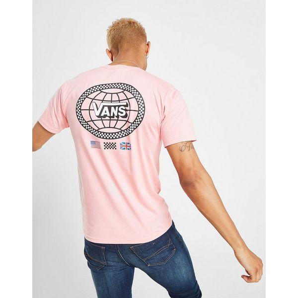 Vans Globe 3D T-Shirt Heren