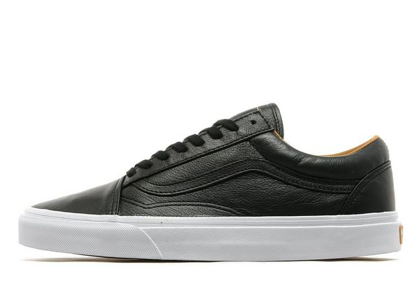 vans old skool leather