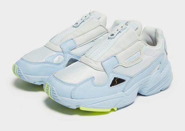 adidas Originals Falcon Zip Dames   JD Sports