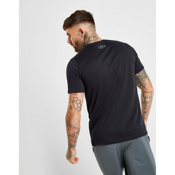 Under Armour Sportstyle Logo Short Sleeve T-Shirt Heren