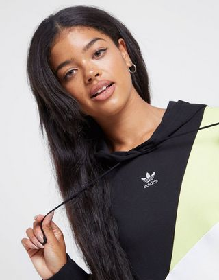 adidas Originals Sweat à capuche Speed Colour Block Femme ...