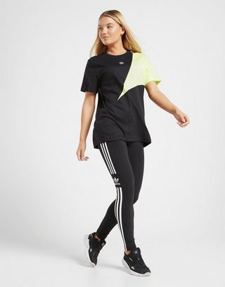 adidas Originals Speed Colour Block T-Shirt Damen