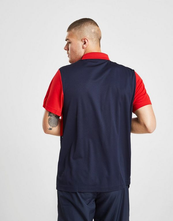 5c933191d Lacoste Diagonal Tape Polo Shirt | JD Sports Ireland