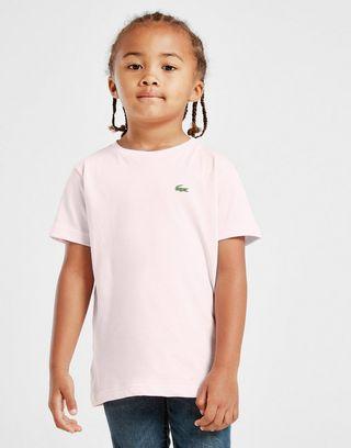 5c52d47f Lacoste Small Logo T-Shirt Children   JD Sports Ireland