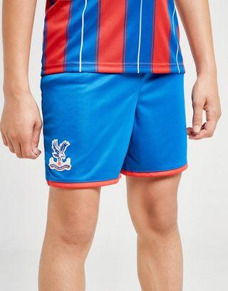 PUMA Crystal Palace FC 2019/20 Home Shorts Junior