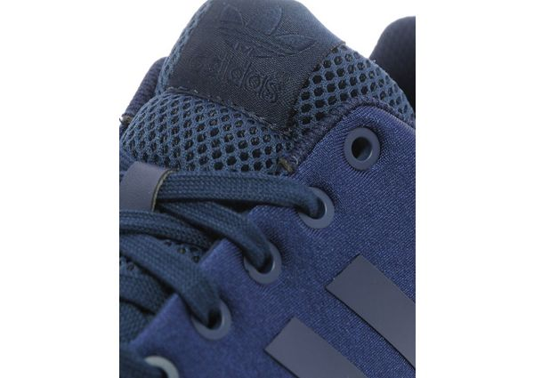 adidas originals zx flux junior blue