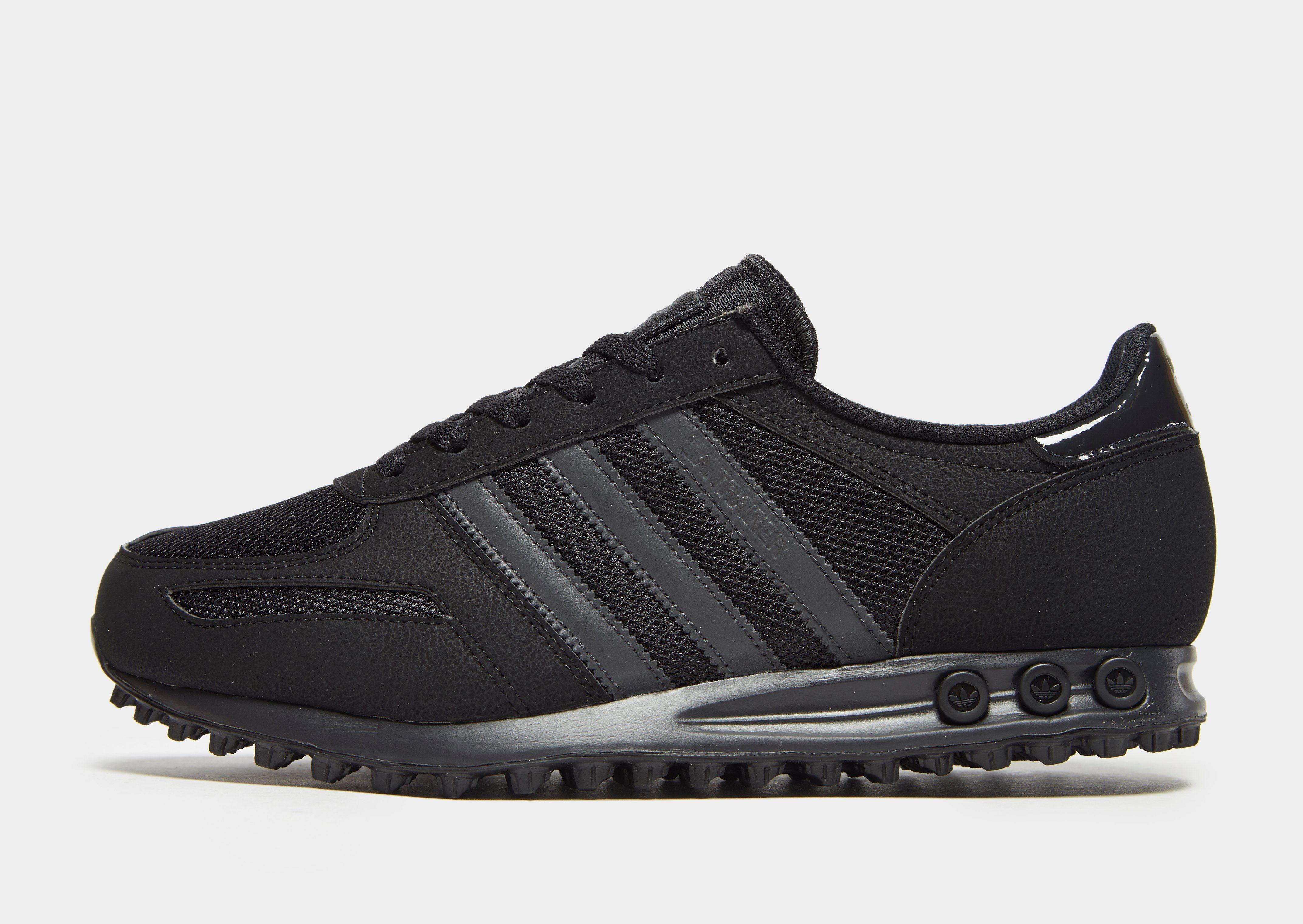 Nike black sports shoes for men