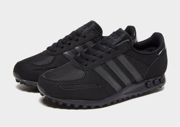 Adidas La Trainer Full Black Fawdingtonbmw Co Uk