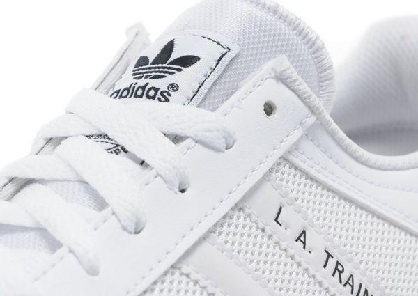 Adidas La Trainer White