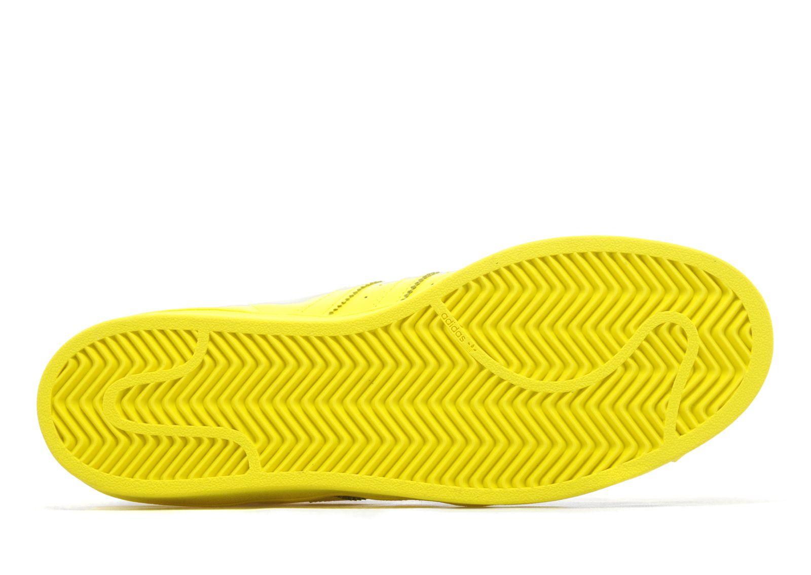 adidas Originals x Pharrell Williams Superstar 'Supercolor'