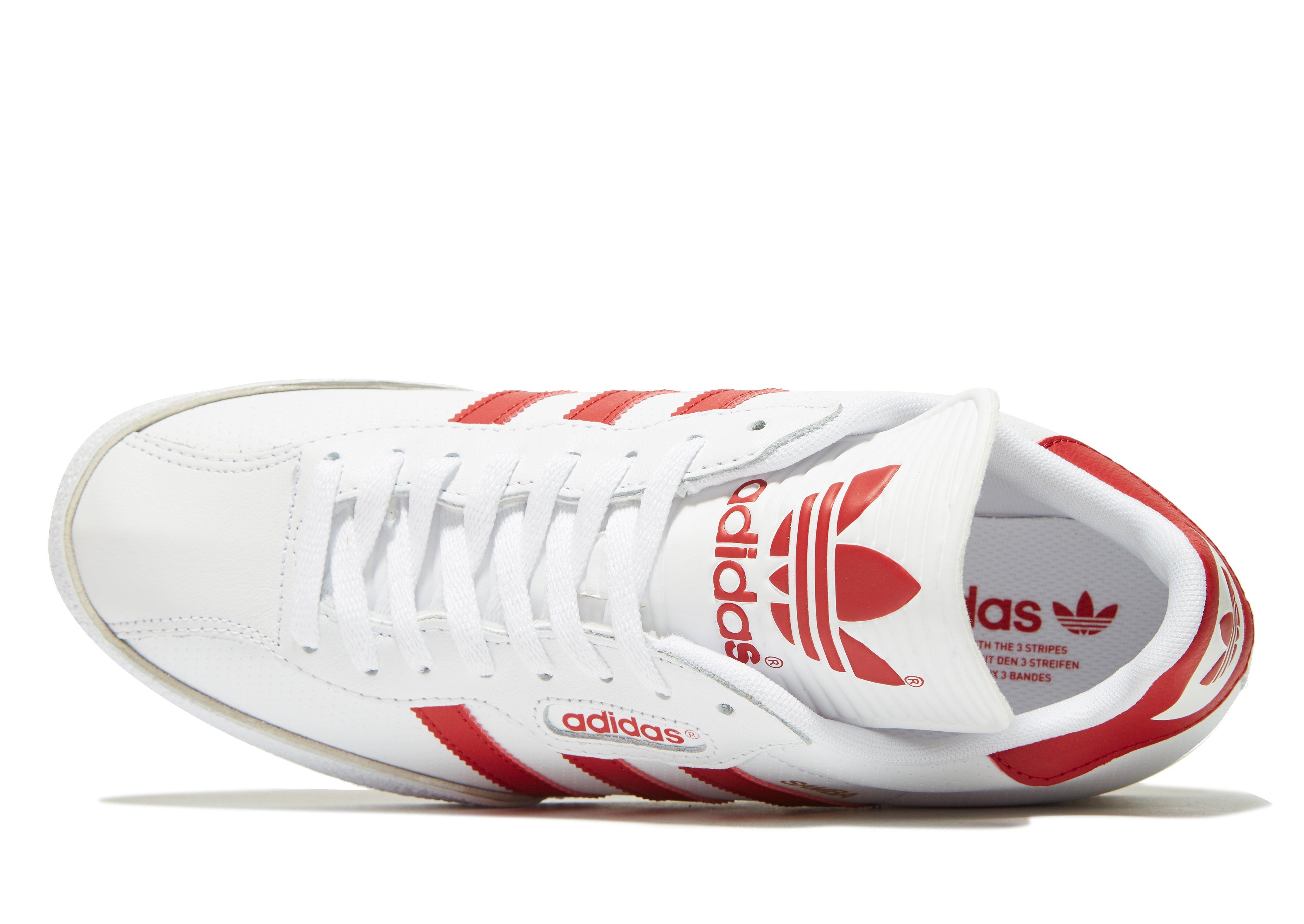 italy adidas samba super white 3af4e 49bb0