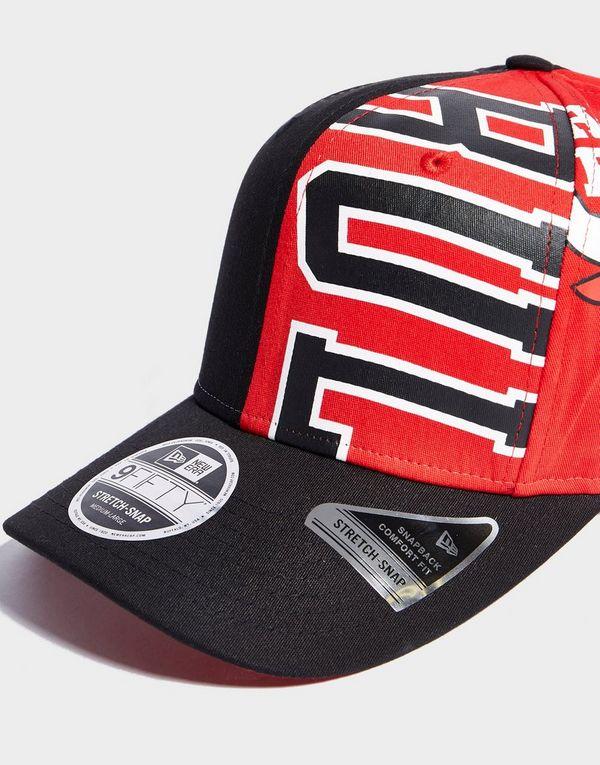 ec459053305 New Era NBA Chicago Bulls 9FIFTY Snapback Cap