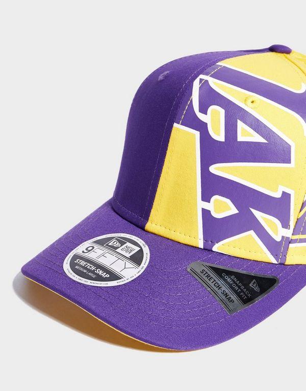 18c05c716b6 New Era NBA Los Angeles Lakers 9FIFTY Snapback Cap