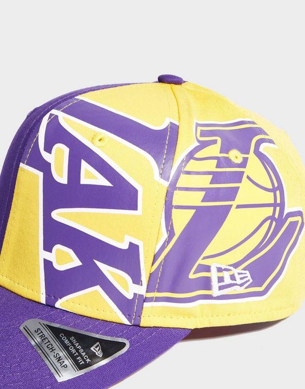 ec2d5aa6992 New Era NBA Los Angeles Lakers 9FIFTY Snapback Cap