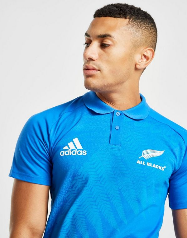 separation shoes size 7 united kingdom adidas All Blacks Rugby World Cup 2019 Polo Shirt | JD ...