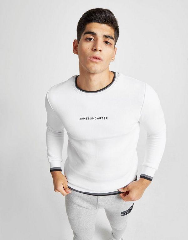 JAMESON CARTER Twin Tip Crew Sweatshirt Heren