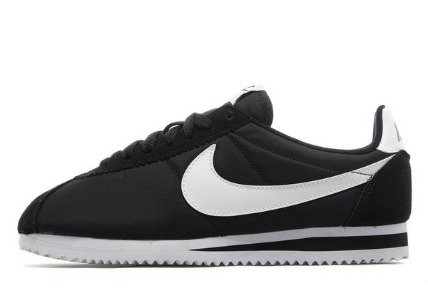 Nike Cortez Nylon Black On Black