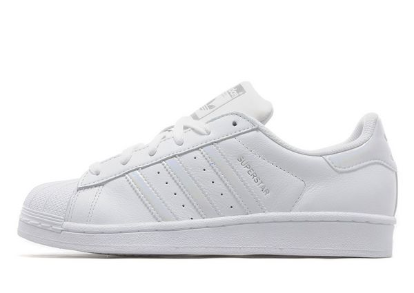 adidas superstars black and white jd