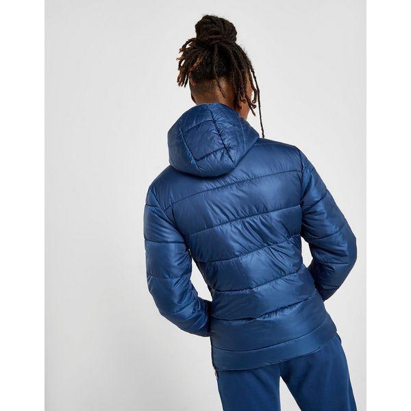 Ellesse Dennios 1/4 Zip Padded Jacket Heren