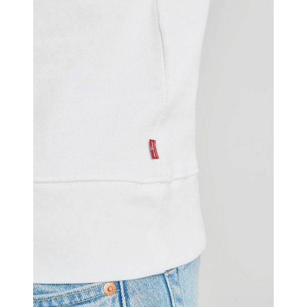Levis Box Crew Sweatshirt Heren